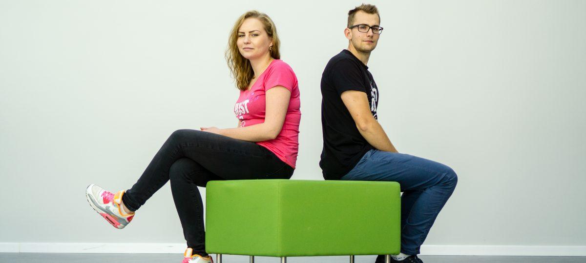 Monika i Paweł - nowi członkowie inProjects team