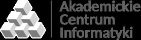 Logo Akademickiego Centrum Informatyki